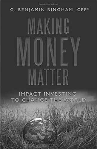 Book cover of Making Money Matter