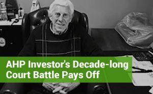 Jim Demetre won his battle with Indiana Insurance