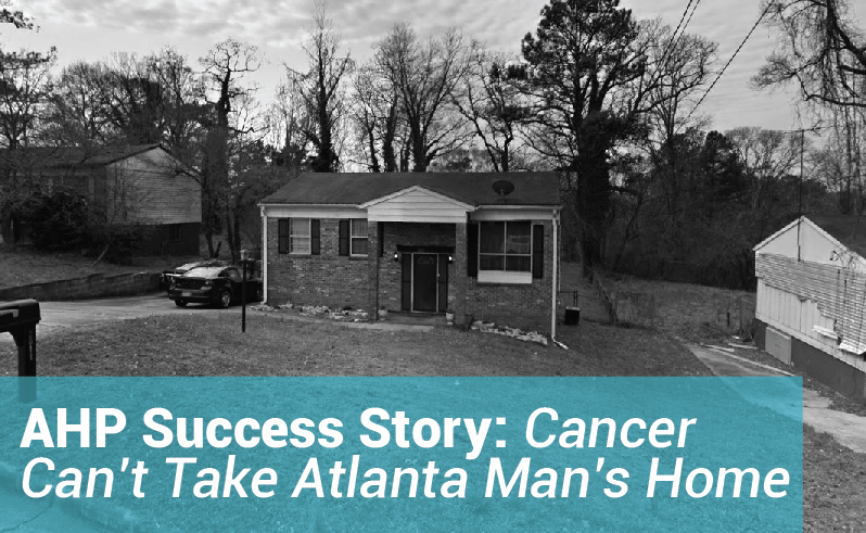 Cancer can't take Atlanta Man's Home